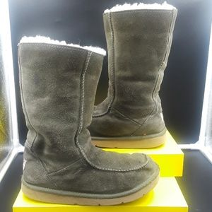 Authentic UGG  olive green boots